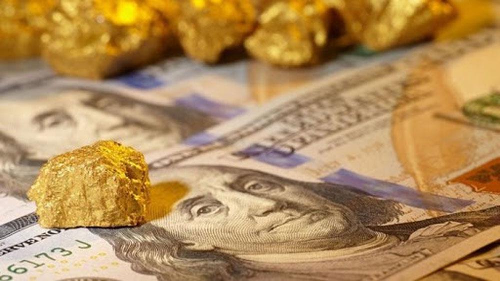 Giá vàng tăng kỷ lục, cao nhất trong hơn 10 năm qua